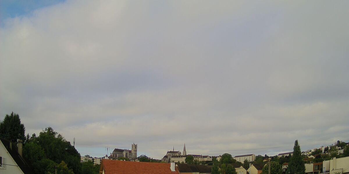 Vue d'Auxerre