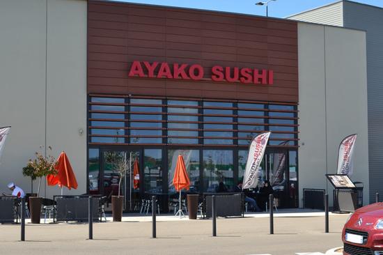 horaires de ayako sushi auxerre restaurants t l phone en poche. Black Bedroom Furniture Sets. Home Design Ideas