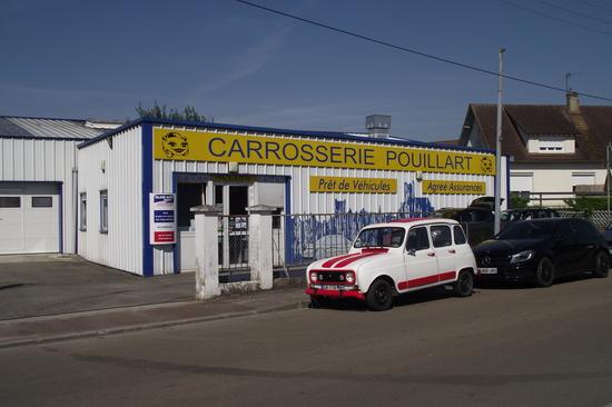 Horaires de carrosserie pouillart auxerre services for Garage renault saint simeon noyon